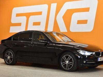 käytetty BMW 320 320 F30 Sedan d A Business Sport ** Suomi-auto / LED / Sporttipenkit / Harman&Kardon / Vetokoukku **