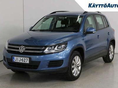 käytetty VW Tiguan Trend & Fun 1,4 TSI 90 kW (122 hv) BlueMotion Tech