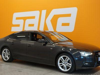 käytetty Audi A5 Sportback 3,0 V6 TDI DPF 180 kW quattro S tronic-autom. S-Line Katveavustin /