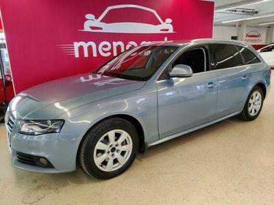käytetty Audi A4 Avant 2,0 TFSI Business - * JAKOKETJU VAIHDETTU, MOOTTORIREMONTTI TEHTY, TUTKA TAKANA, XENONIT *