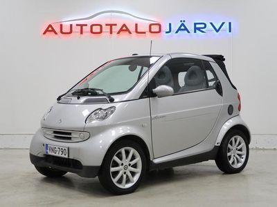 käytetty Smart ForTwo Cabrio Pure 1st edition 45kw *Black Friday 0% Korkokampanja*