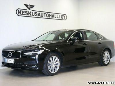 käytetty Volvo S90 T5 Business aut - Selekt takuu,Pilot Assist, on Call,Lisälämmitin,Adapt vakionop.säädin