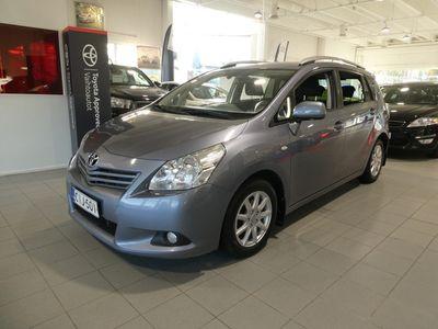 käytetty Toyota Verso 2,0 D-4D 126 DPF Linea Sol Plus - Korkotarjous 0,89%+kulut - 30.10. asti