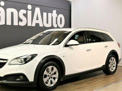 käytetty Opel Insignia Country Tourer 2,0 CDTI 4x4 125kW AT6 **** LänsiAuto Safe -sopimus hintaan 590€. ****