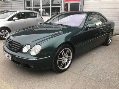 käytetty Mercedes CL500 Coupe 2d A