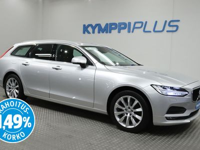 käytetty Volvo V90 CC D5 AWD Business Advanced aut - ** RAHOITUSKORKO 1,49% ** - VOC / A / D5 / AWD