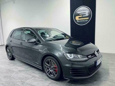 käytetty VW Golf GTD 2,0 TDI 135 kW BlueMotion DSG **WEBASTO, ADAPT.VAKKARI, KAISTAVAHTI, 2X ALUT. & KORKO 1,99%**