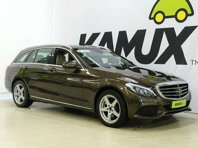 käytetty Mercedes C250 d 4Matic T A 9G-tronic Exclusive *Tulossa myyntiin* // Distronic + / 1-omistaja / ILS / Neliveto