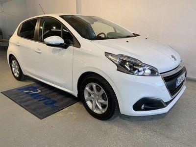 käytetty Peugeot 208 Active VTi 82 5-ov - Korko 0,95%*! 1.erä heinäkuussa, Maksuaikaa jopa 72 kk! -