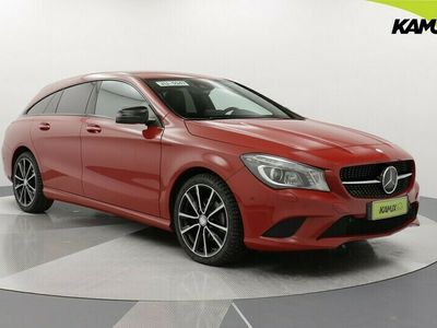 käytetty Mercedes 220 CLA-sarjad A Shooting Brake Premium Business / Tulossa myyntiin / Adapt. vakkari / Night-paketti / Navi /