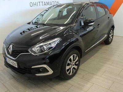 käytetty Renault Captur TCe 90 Zen **Varusteltu**2xrenkaat**Lämpöpaketti** *Kaarajahdin ajan korko 1,9%+kulut*