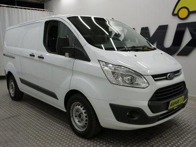 käytetty Ford Custom Transit2,0TDCi 130hv M6 L1H1 / Sis.ALV / Sortimo hylly / Navigointi / Peruutustutkat /