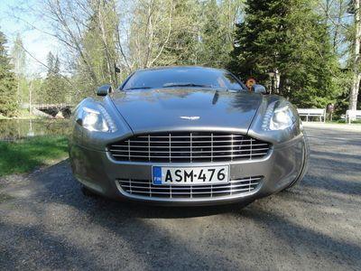 käytetty Aston Martin DB9 Rapide V12 Touchtronic