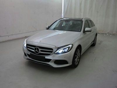 käytetty Mercedes C250 d T A Avantgarde DynLED + IHC+ Panorama Comand