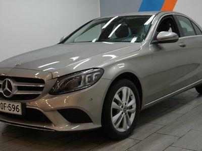 käytetty Mercedes C300 d 4Matic A Business Avantgarde **KORKO 2,9% + KULUT**ILMAINEN KOTIINKULJETUS**