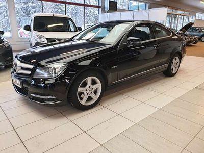 käytetty Mercedes C180 BE Coupé A Premium Business / Suomiauto / Eber / Xenonit / DVD / Navi