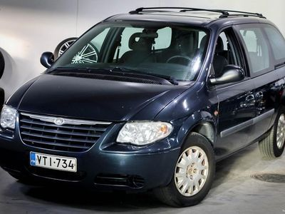 käytetty Chrysler Grand Voyager