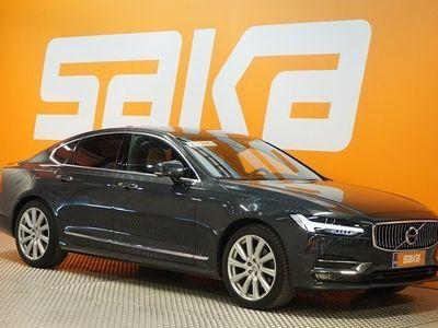 käytetty Volvo S90 T5 Inscription aut ** HUIPPUVARUSTEET / Bowers & Wilkins / Navi / BLIS **