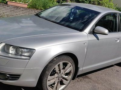 käytetty Audi A6 c6 3.0tdi tiptronic quattro