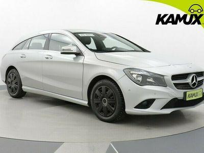 käytetty Mercedes 180 CLA-sarjaShooting Brake / Tulossa myyntiin / Vetokoukku / Navi / Liikennemerkkien tunnistus /