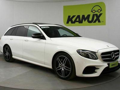 käytetty Mercedes E350 A AMG Line // HUD / Widescreen / Navigointi //