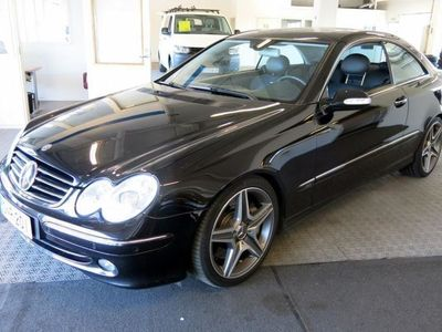 käytetty Mercedes CLK500 Coupe A
