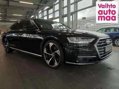 käytetty Audi A8L 55 TFSI quattro 3.0 250kW *Adap.Cruise* *360 kamera* *HUD* *Navi* *LED*