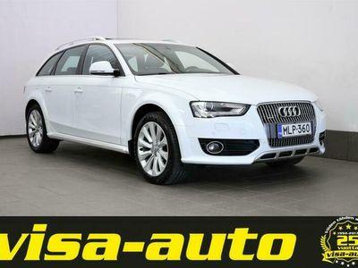 käytetty Audi A4 Allroad 2,0 TFSI Quattro S tronic Alpine Pro *panorama, bi-xenon, tutkat*