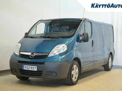 käytetty Opel Vivaro Van L2H1 2,5 CDTI DPF 107kW/146hv MT6