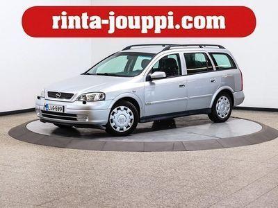 käytetty Opel Astra Caravan 1.6 16v - Katsastettu farmari
