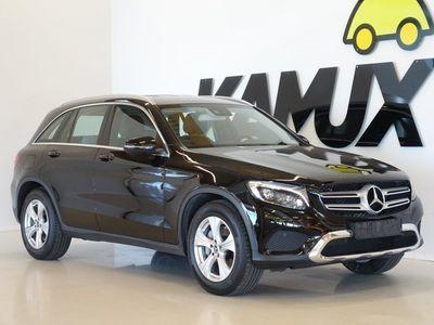 käytetty Mercedes GLC220 d 4Matic A Premium Business / ILS / Kasko alkaen 475e / Juuri katsastettu /