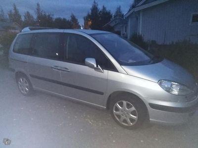 käytetty Peugeot 807