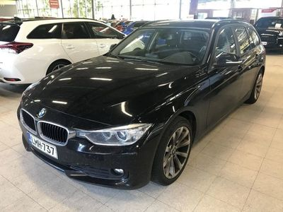 käytetty BMW 318 318 F31 Touring d TwinPower Turbo A Business Automatic