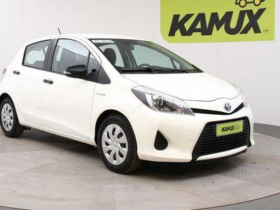 käytetty Toyota Yaris Hybrid Linea Terra 5ov // Taloudellinen hybridi / Automaatti-ilmastointi / Uudet talvirenkaat //