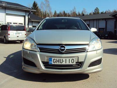 käytetty Opel Astra