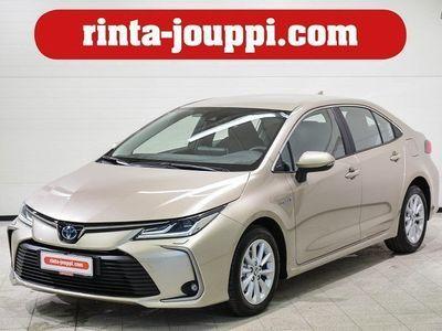käytetty Toyota Corolla Sedan 1,8 Hybrid Active