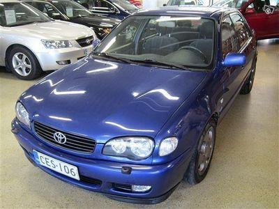 käytetty Toyota Corolla 2,0 D-4D Linea Sol 4d