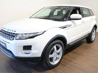 käytetty Land Rover Range Rover evoque 2,2 TD4 Dynamic Aut **Nahkaverhoilu, Neliveto** **** Korko 0,99% + min. 1500 EUR takuuhyvitys ****