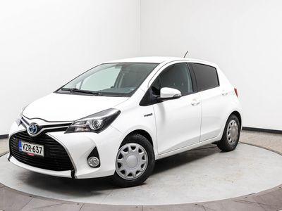 käytetty Toyota Yaris 1,5 Hybrid Active 5ov - Suosittu Hybridi hyvillä varusteilla!
