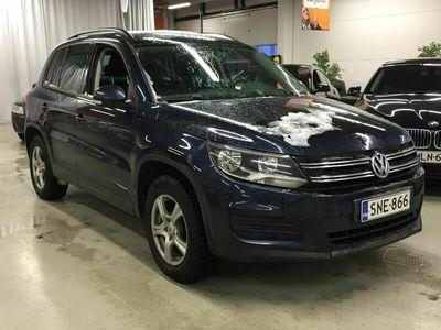 käytetty VW Tiguan Trend & Fun 2,0 TDI 103 kW (140 hv) 4MOTION BlueMotion Technology