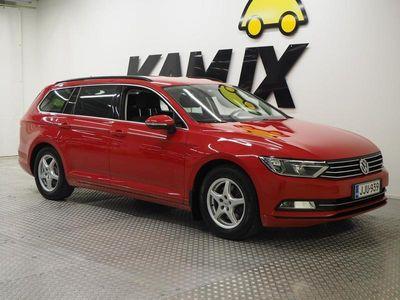 käytetty VW Passat Variant Comfortline 2,0TDI 110 kW aut **SUOMI-AUTO, WEBASTO, KOUKKU**