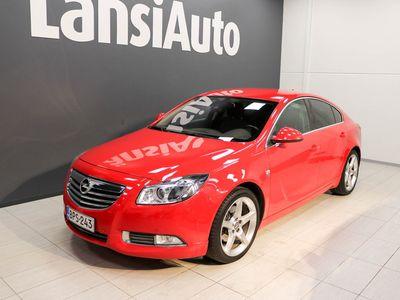 käytetty Opel Insignia 5-ov Sport 2,0 Turbo Ecotec 4x4 184kW AT6 BL