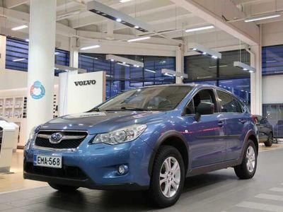 käytetty Subaru XV 2,0 TD (ZC)