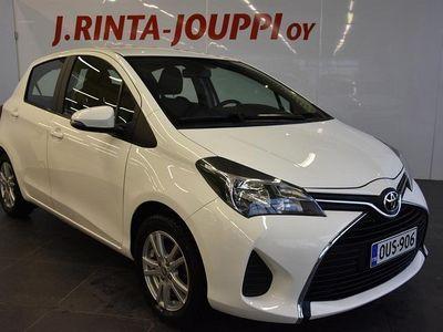 käytetty Toyota Yaris 1,33 Dual VVT-i Active 5ov