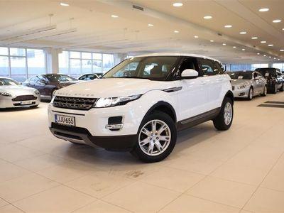käytetty Land Rover Range Rover evoque 2,2 SD4 Pure Business Aut Polttoainetoiminen lisälämmitin, Ohjauspyörän lämmitin