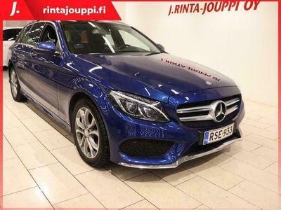 käytetty Mercedes C250 d T 4Matic A AMG Premium Edition*ILS-valot*Lasikatto**Navi* *** J. autoturva saatavilla, J. koti