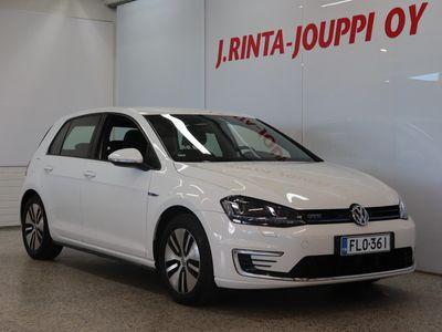 käytetty VW Golf GTE Plug-In Hybrid 150 kW (204 hv) DSG-automaatti 4-ovinen *** J. autoturva saatavilla, J. kotiintoi