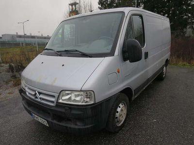 käytetty Citroën Jumper 2.0 HDi 29C Van