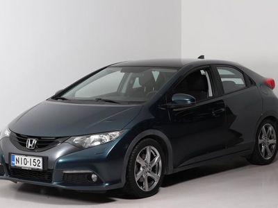 käytetty Honda Civic 5D 1,8i Sport - Seuraava katsastus: 12.03.2021
