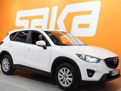 käytetty Mazda CX-5 2,0 SKYACTIV-G Touring Business 6MT 5d Q03 ** Juuri tullut / Kysy lisää / Navi / Koukku **